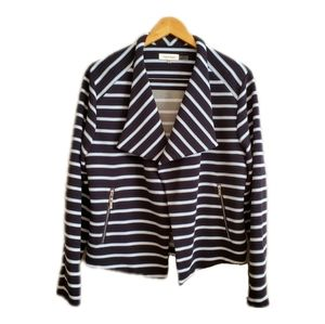 HOST PICK! Calvin Klein Striped Blazer Size L